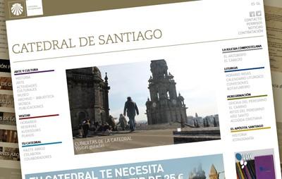 Web Catedral de Santiago