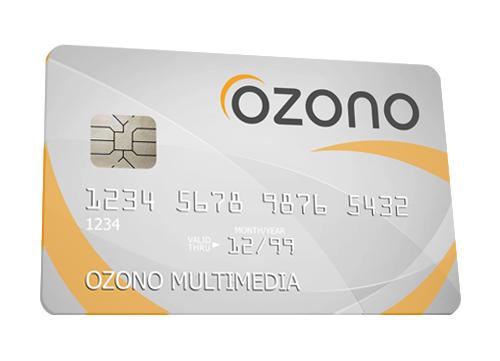 Tarjeta Ozono Multimedia
