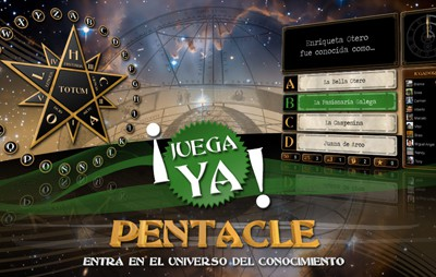 Juego Pentacle