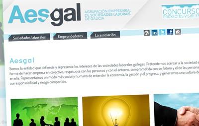Web AESGAL