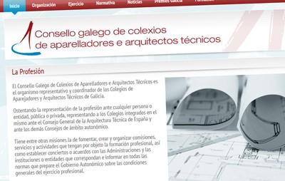 Web Consello Galego