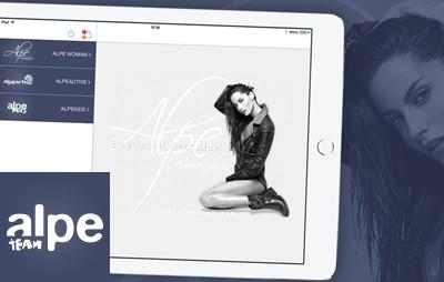 SateliAlpe para iPad